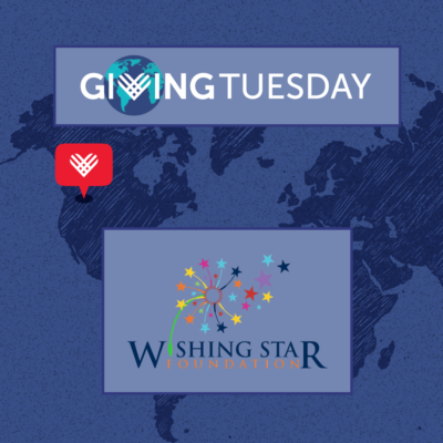 Giving Tuesday NOW - WishingStarLogo